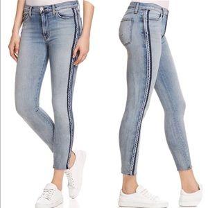 Hudson custom Barbara skinny jeans